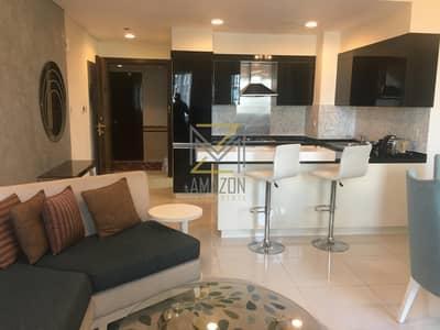 شقة 1 غرفة نوم للايجار في وسط مدينة دبي، دبي - Modern Design, 12 Checks, Chiller Free
