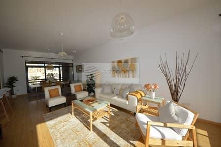 شقة 2 غرفة نوم للايجار في ذا فيوز، دبي - Upgraded|Fully Furnished|2 BR Plus Study|The Views