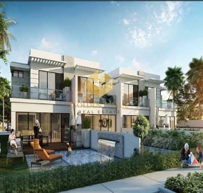 فیلا 4 غرف نوم للبيع في داماك هيلز (أكويا من داماك)، دبي - Elegant finishing - Easy Instalment - Amazing Community - Park View - Full Privacy