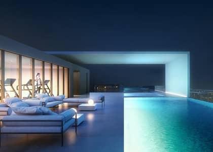 شقة فندقية 1 غرفة نوم للبيع في الجادة، الشارقة - تملك شقة فندقية في أكبر مشروع بالشارقة