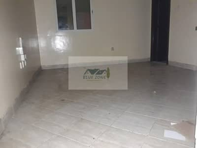 Studio for Rent in Bu Tina, Sharjah - 45 days free Studio split ac and gas connection in 6 payments diposit undated cheque butina sharjah