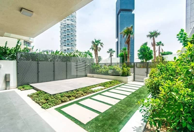 2BR Duplex|Private Garden|2yrs.Service Charge Free