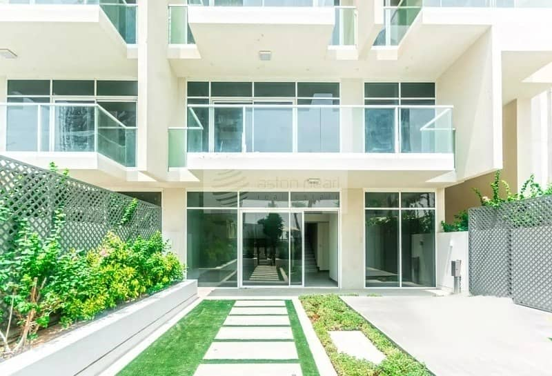 17 2BR Duplex|Private Garden|2yrs.Service Charge Free