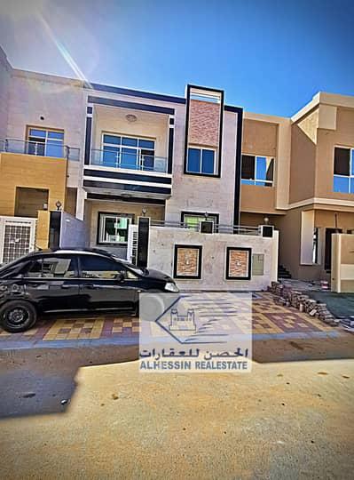 فلیٹ 5 غرف نوم للبيع في الياسمين، عجمان - فيلا راقيه وتشطيب سوبر ديلوكس ممتاز