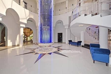 فیلا 7 غرف نوم للايجار في تلال الإمارات، دبي - Unique Luxury Mansion | Lake View | July