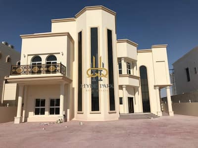 فیلا 7 غرف نوم للايجار في جنوب الشامخة، أبوظبي - Standalone Wonderful Villa In Shamkha South For  First Resident