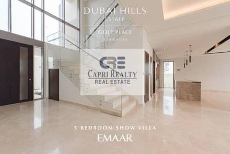 5 Bedroom Villa for Sale in Dubai Hills Estate, Dubai - 128 Limited Golf villas with Downtown 10mins EMAAR