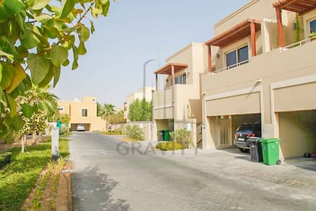 3 Bedroom Townhouse for Rent in Al Raha Gardens, Abu Dhabi - Vacant Soon | Dazzling 3BR Townhouse in Al Raha