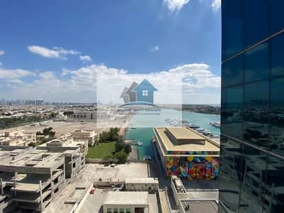1 Bedroom Flat for Rent in Al Bateen, Abu Dhabi - Balcony / Brand New / Piratical Sea View