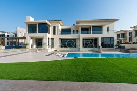 5 Bedroom Villa for Sale in Dubai Hills Estate, Dubai - Lake View Upgraded and Finished Hills View