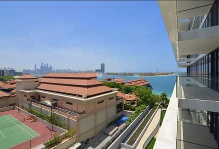 فلیٹ 2 غرفة نوم للبيع في نخلة جميرا، دبي - Brand New Unit | Vacant Nov21 | Sea view