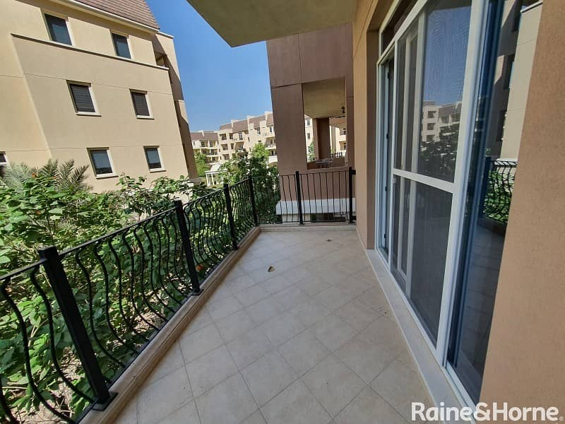 One Month Free | Spacious 2BR | Garden Views