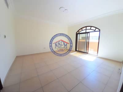 2 Bedroom Flat for Rent in Al Mushrif, Abu Dhabi - Huge 2BHK No commission . perfect for family!