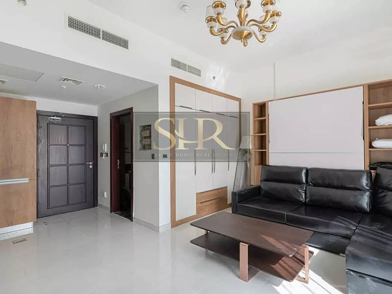 Investment Opportunity | Furnished Studio | Ready To Move In