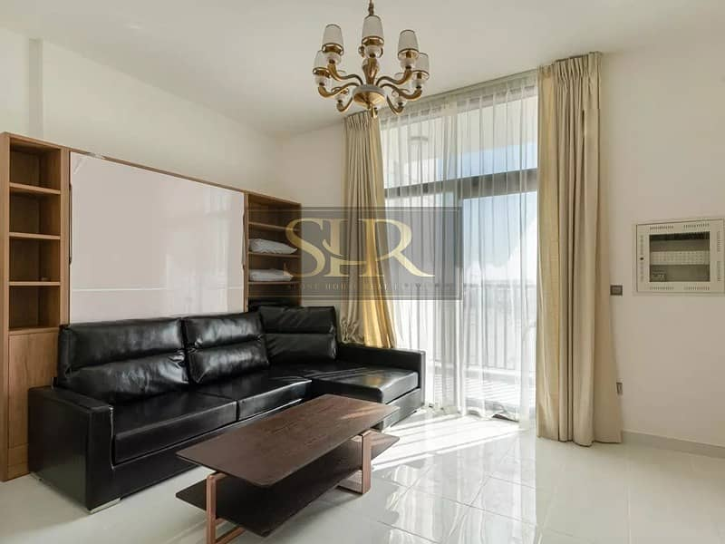 2 Investment Opportunity | Furnished Studio | Ready To Move In