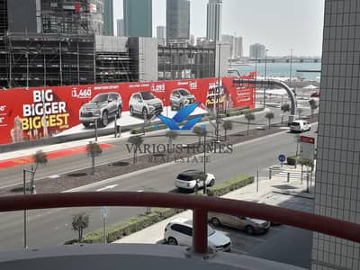 2 Bedroom Flat for Rent in Navy Gate, Abu Dhabi - Spacious 2 Bedrooms 2 Bathrooms With View 47k 4 Payments