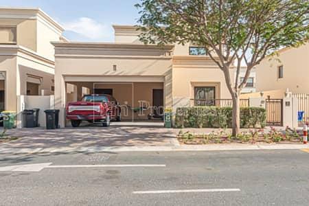 فیلا 4 غرف نوم للبيع في المرابع العربية 2، دبي - Casa Type 6 - Quite location - Single  row villa