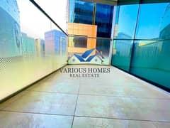شقة في دانة أبوظبي 2 غرف 85000 درهم - 5024842