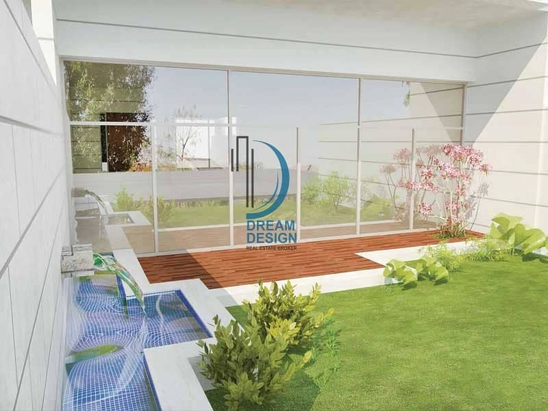8 EXCEPTIONAL LUXURIOUS   COMMUNITY LIVING  - DREAMZ BY DANUBE