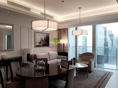 شقة 3 غرف نوم للبيع في وسط مدينة دبي، دبي - Burj Khalifa + Sea + Fountain Views|Real Listing