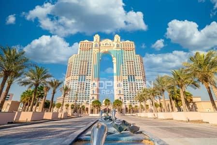 شقة 2 غرفة نوم للبيع في مارينا، أبوظبي - 0% Commission| Waterfront Premium Fully Furnished