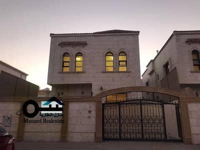 5 Bedroom Villa for Rent in Al Rawda, Ajman - Villa for rent in Ajman, Al Rawda area 2 The villa is the second piece of Sheikh Ammar Street and close to Sheikh Zayed Road