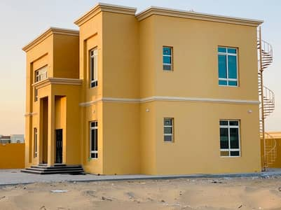 5 Bedroom Villa for Rent in Al Suyoh, Sharjah - Independent Stand Alone | 5BR + Maid | Wide Space Villa | For Rent | 130K