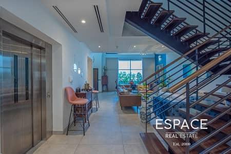 فیلا 4 غرف نوم للايجار في قرية جميرا الدائرية، دبي - Exclusive Apt - Luxurious - Spacious