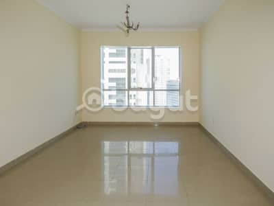 2 Bedroom Apartment for Rent in Al Khan, Sharjah - Spacious 2-BR Apartment Available for Rent in Riviera Tower