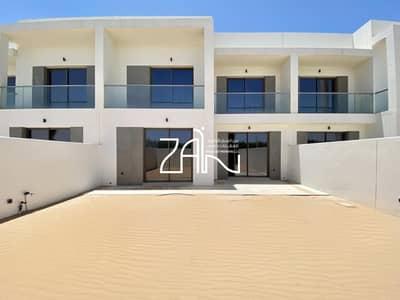 تاون هاوس 3 غرف نوم للبيع في جزيرة ياس، أبوظبي - Hot Deal Single Row 3 BR Type MA Close to the Park