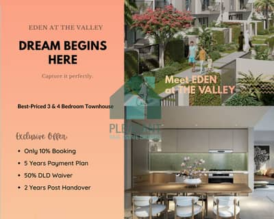 Your Dream Home | The Valley by Emaar | Call for more info