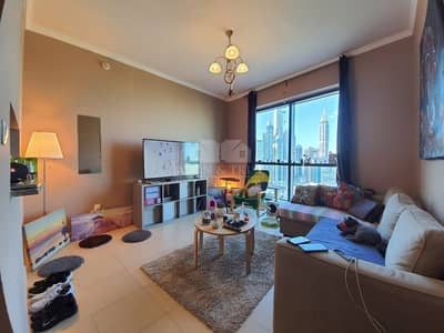 1 Bedroom Apartment for Rent in Jumeirah Lake Towers (JLT), Dubai - SPACIOUS LIVING | PANORAMIC VIEW | STUNNING DESIGN For Rent