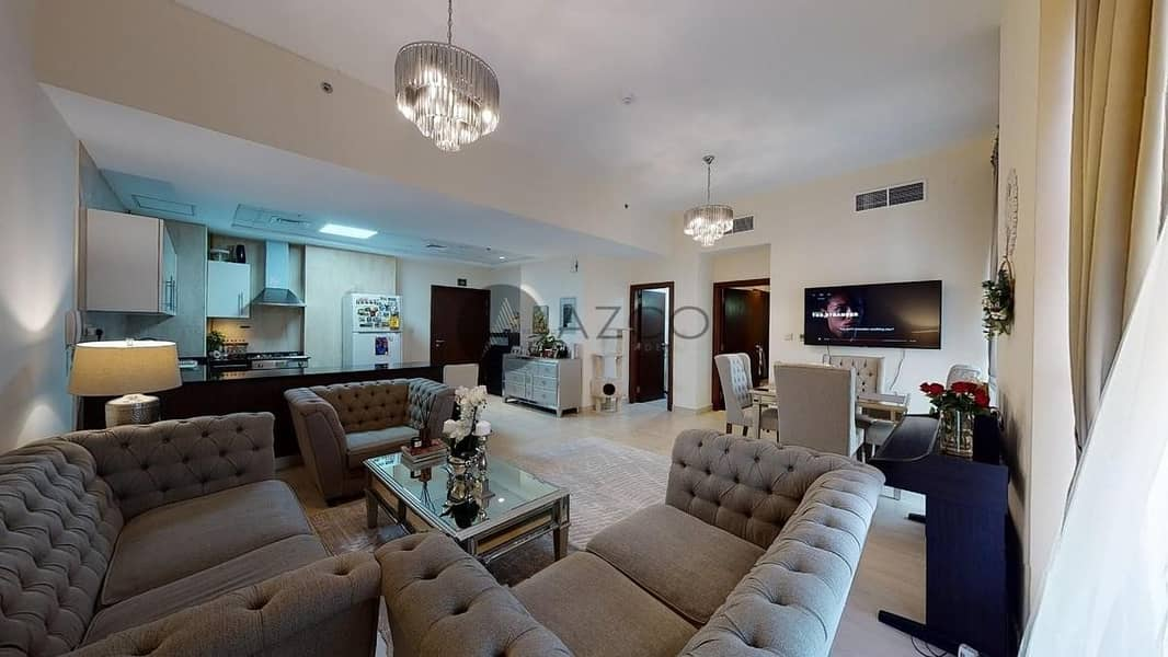 SPACIOUS LIVING | FULLY FURNISHED | HIGH QUALITY FINISHING