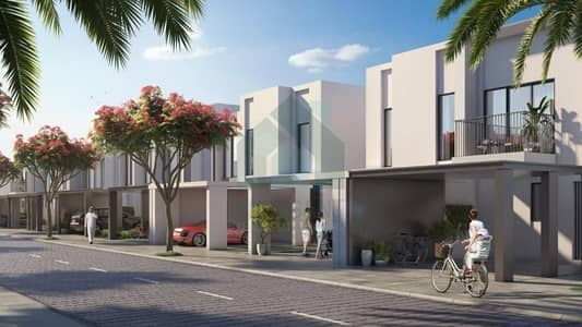 3 Bedroom Townhouse for Sale in The Valley, Dubai - New in The Market   3 Yrs Post Handover   Good Investment