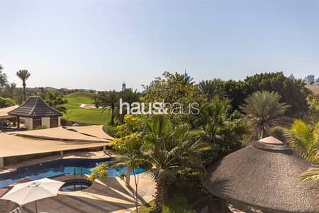 فیلا 6 غرف نوم للبيع في تلال الإمارات، دبي - EXCLUSIVE | On Golf Course | Vacant on Transfer