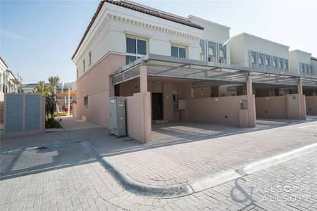 3 Bedroom Townhouse for Rent in Jumeirah Golf Estate, Dubai - Available May | 3 Bedroom | End-Unit<BR/>