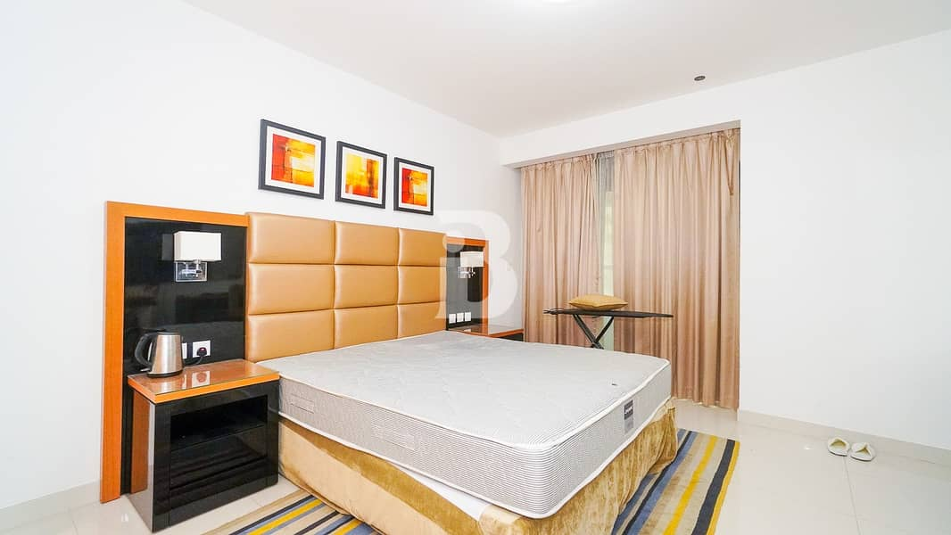 Modern Style | Furnished Studio| Business bay