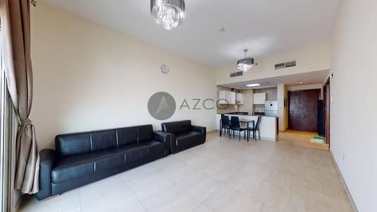 1 Bedroom Apartment for Rent in Al Furjan, Dubai - MODERN LIVING SPACE | SEMI FURNISHED | LAVISH DESIGN