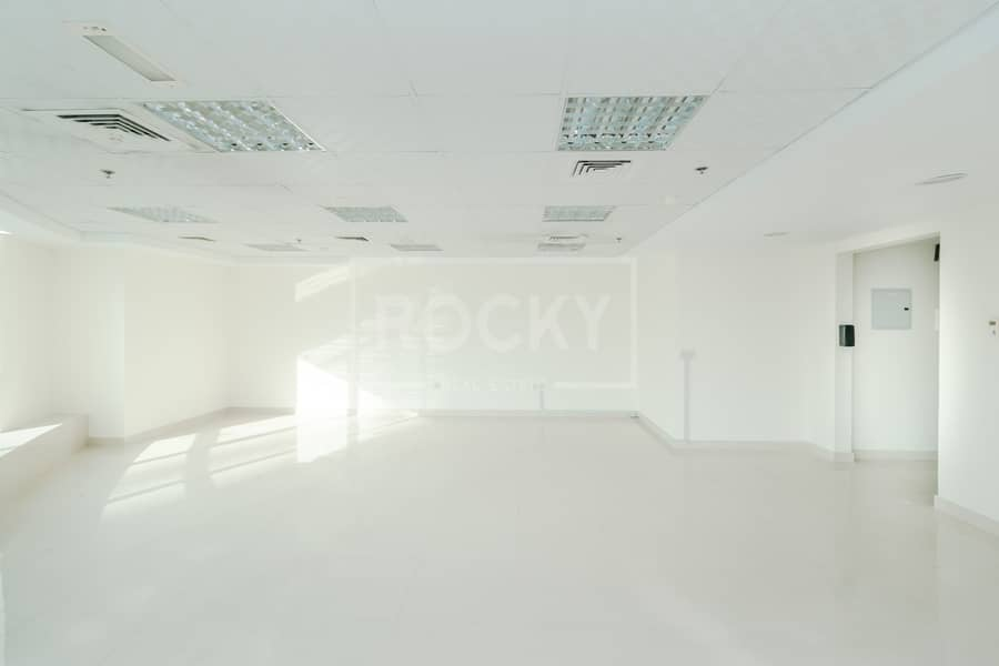 Spacious Fitted Office | Open Layout | Close to Metro | DMCC