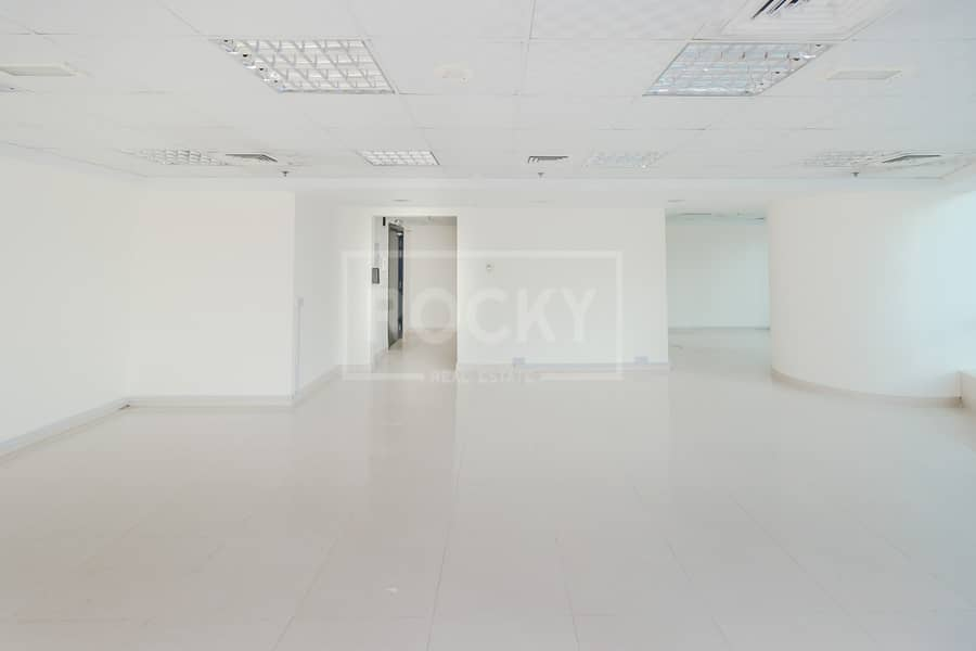 2 Spacious Fitted Office | Open Layout | Close to Metro | DMCC
