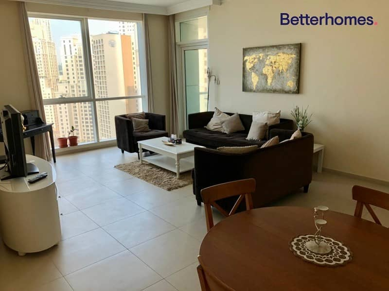 2 Deluxe Sea View | Fully Furnished | Private Beach Access