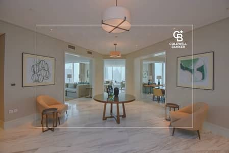 5 Bedroom Penthouse for Sale in Downtown Dubai, Dubai - Unique Full floor Penthouse in Vida Downtown