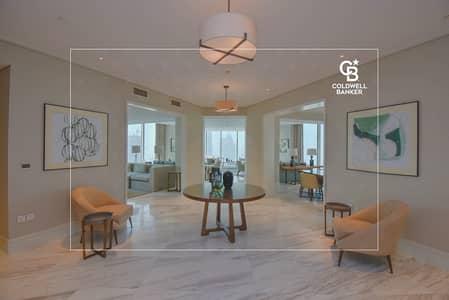 بنتهاوس 5 غرف نوم للبيع في وسط مدينة دبي، دبي - Unique Full floor Penthouse in Vida Downtown