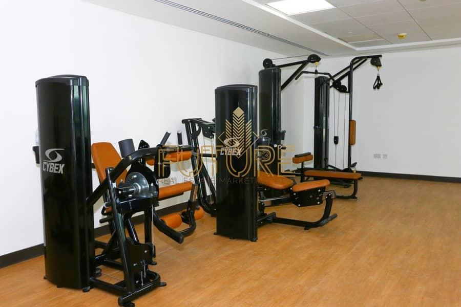 18 Studio Apartment in Yas Ansam | Complete Facilities