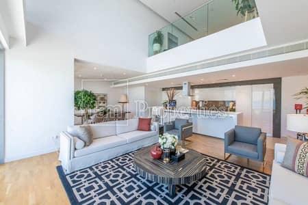 تاون هاوس 4 غرف نوم للبيع في جزيرة بلوواترز، دبي - Resale unit - with payment plan