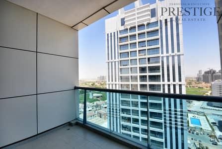Studio for Rent in Dubai Sports City, Dubai - Bermuda View Studio l  Vacant l Laundry Room