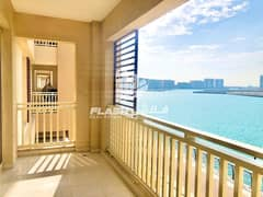 Lovely Full Sea View 1BR I Low Floor