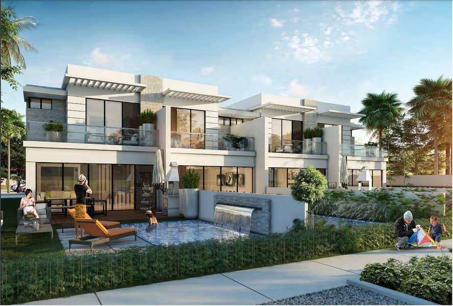 2 Limited Edition Silver Spring Villas | No commission