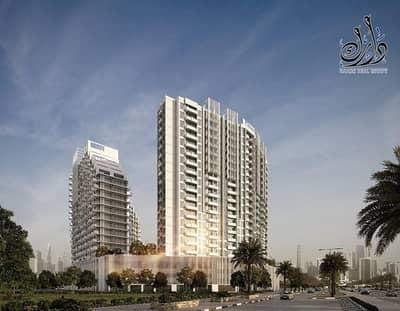 استوديو  للبيع في بر دبي، دبي - Own your apartment in Al Jaddaf  with only 10% DP