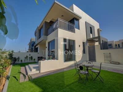 5 Bedroom Townhouse for Sale in Dubai Hills Estate, Dubai - Amaizing Location | At Green Belt | 3E